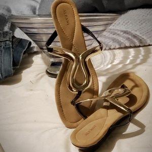 Alfani  Flip Flops |sz 9 1/2|